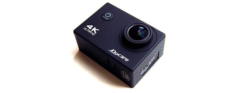Action camera DigiCare OneCamGo. Тест камеры