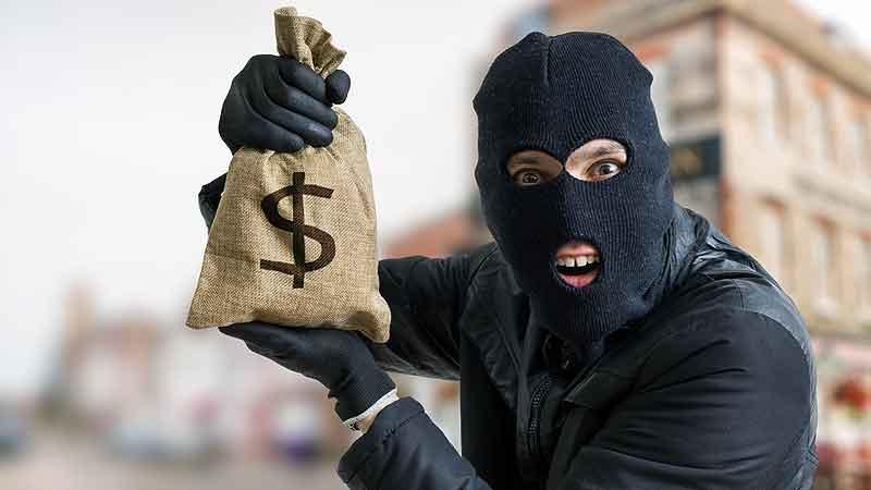 ФСБ грабит банки